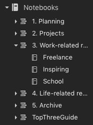 Screenshot stacks