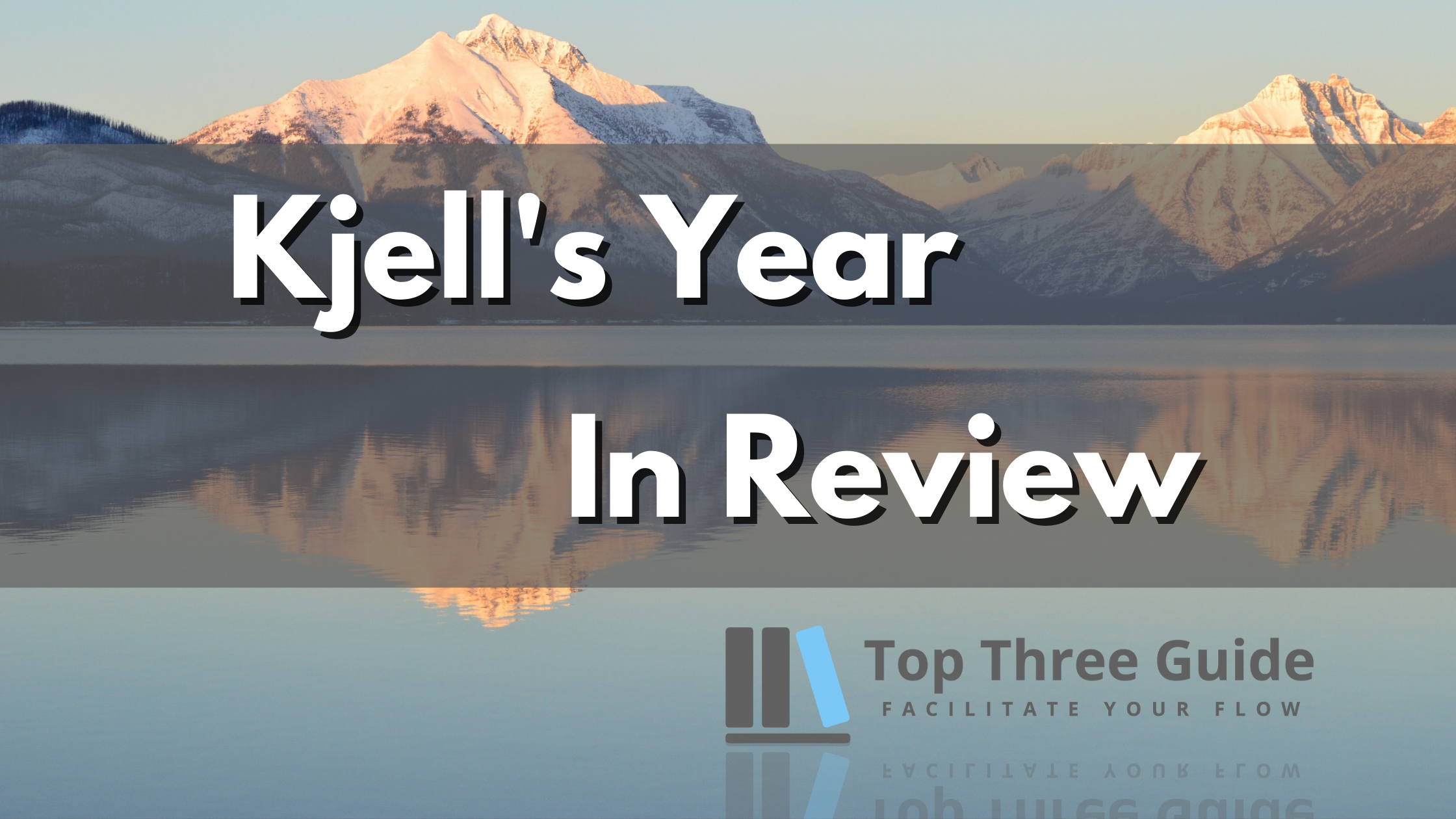Read more about the article Year in Review
